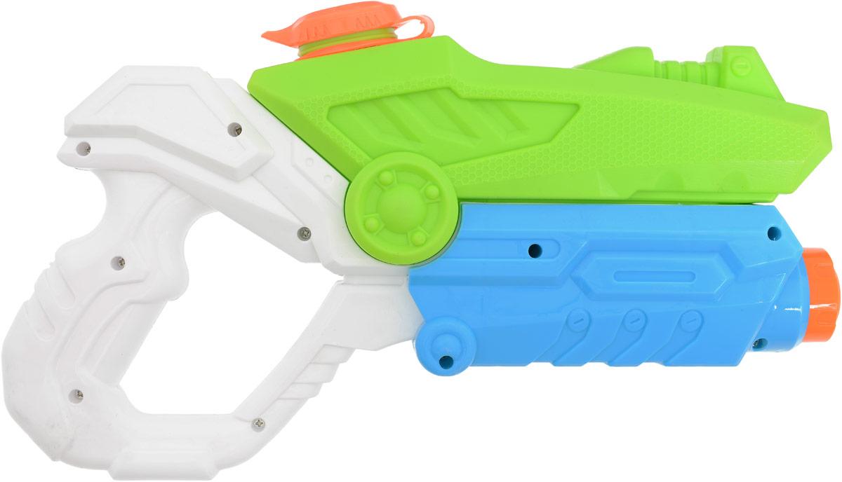 TopToys Водный бластер цвет светло-зеленый белый голубой