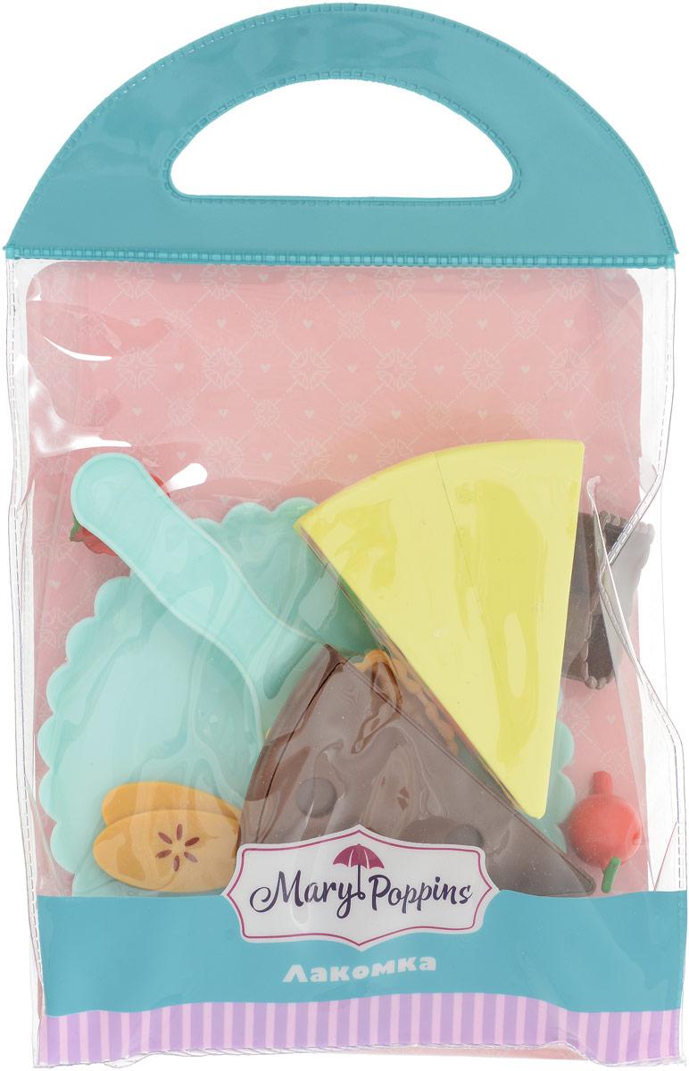 Mary PoppinsИгровой набор посуды Лакомка 453048 Shantou Gepai Plastic Industrial Co., Ltd
