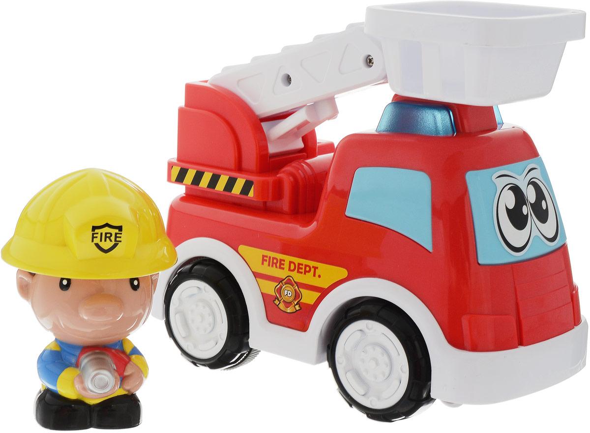 Keenway Игровой набор Пожарный keenway развивающая игрушка собачья служба пожарный