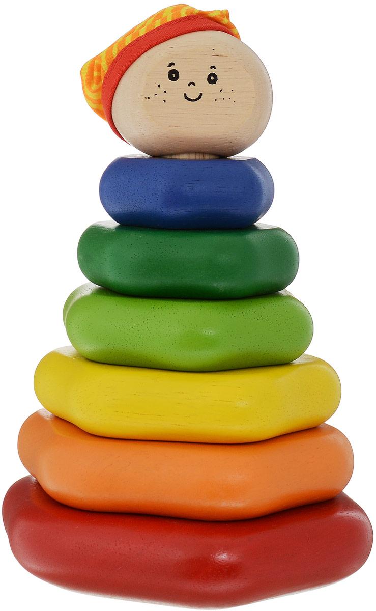 I'm Toy Классическая пирамидка игрушка пирамидка мишка топтыжка