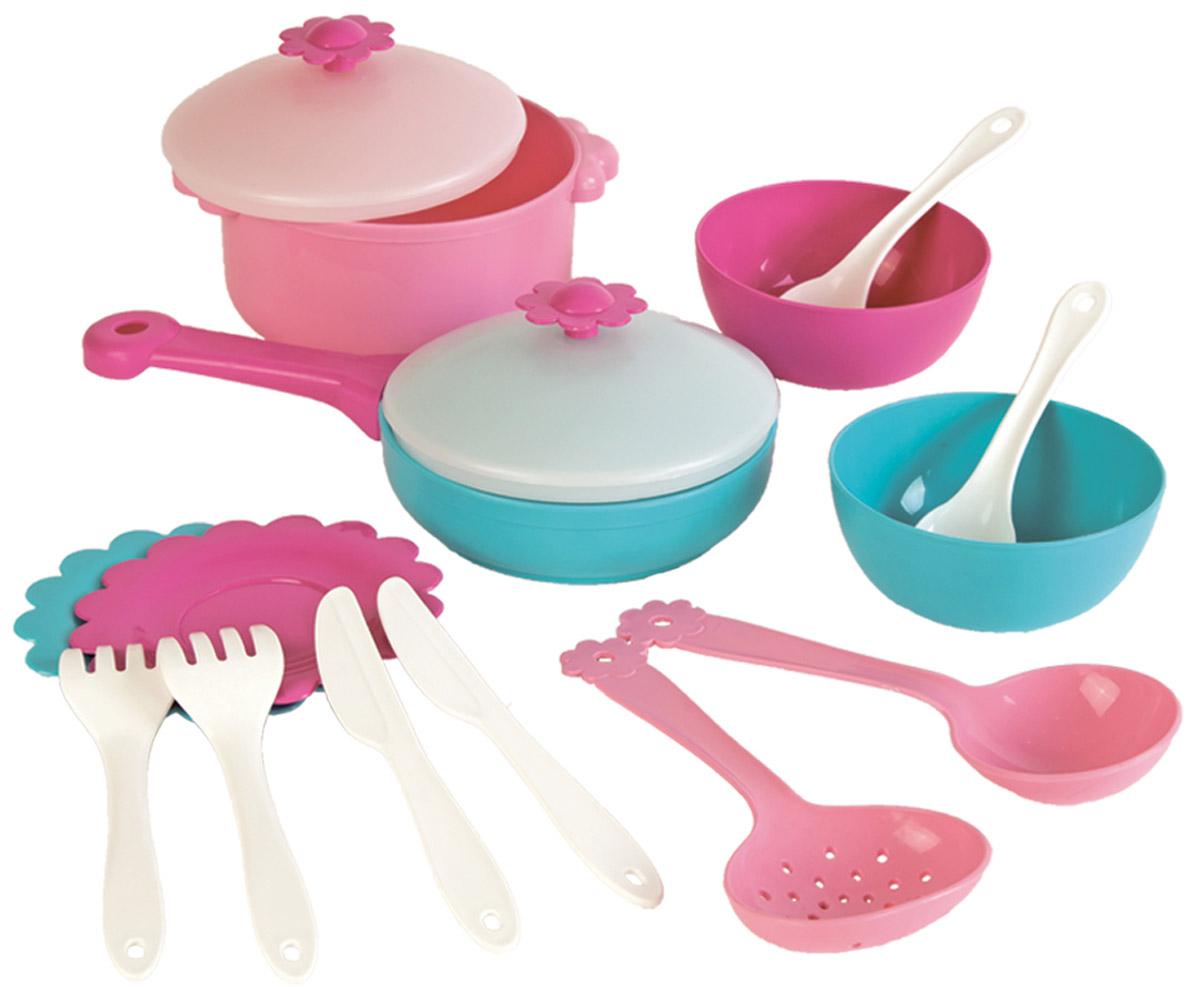 Mary Poppins Игровой набор посуды Зайка 16 предметов