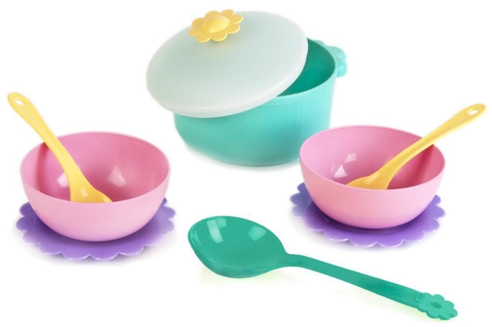 Mary Poppins Игровой набор посуды Бабочка 9 предметов