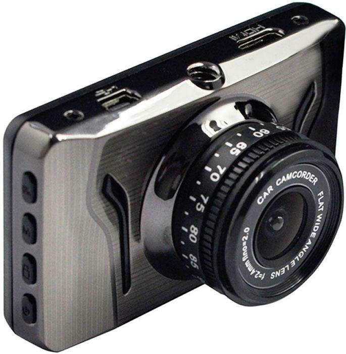 Dunobil Zen, Gray видеорегистратор5U78IH1Видеорегистратор Dunobil Zen.Видеорегистратор модели Dunobil Zen от известного производителя станет самым объективным и внимательным свидетелем при разрешении спорных ситуаций произошедших во время автодвижения. Благодаря возможности записи видео в высочайшем качестве Full HD в совокупности с техническими характеристиками разрешения камеры 2,0 Мп ни одна деталь происходящего не останется незаметной, отображение даты и времени восстановят события в точнейшей хронологической последовательности, режим цикличности записи позволяет не беспокоиться о том, что память на носителе заполнена, а широта угла обзора в 140 градусов в буквальном смысле расширяет кругозор записывающего устройства. Благодаря датчику движения видео гаджет автомобильного назначения автоматически включается при запуске двигателя. Дисплей устройства позволяет просмотреть видеозапись не покидая место происшествия, вместе с тем малые габариты регистратора не мешают обзору автомобилиста.