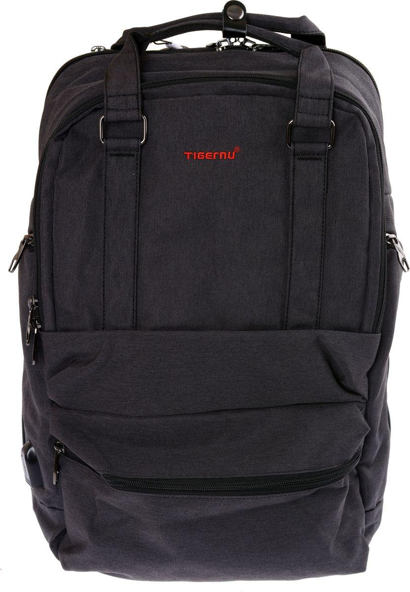Tigernu T-B3243, Black рюкзак для ноутбука 15,6 t b3243 tigernu