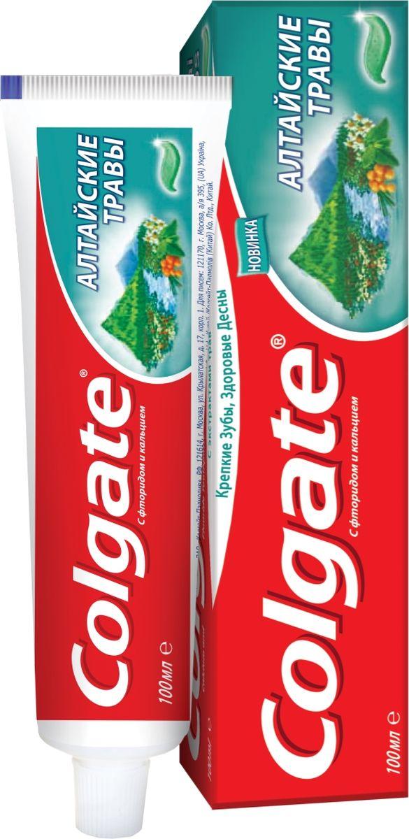 """Colgate Зубная паста """"Алтайские Травы"""", 100 мл"""