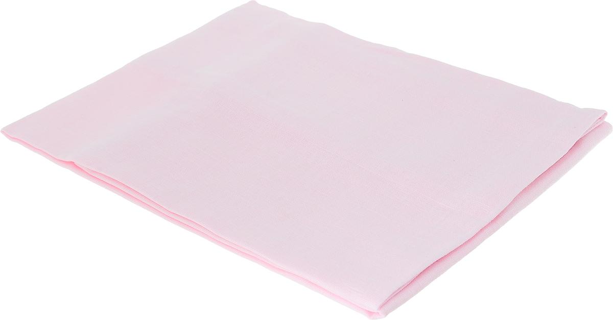 Наволочка Гаврилов-Ямский Лен, цвет: розовый, 50 х 70 см. 1000310003Наволочка Гаврилов-Ямский Лен выполнена изо льна с добавлением хлопка. Лен - поистине уникальный природный материал, экологичнее которого сложно придумать. Изделия изо льна отличаются долгим сроком службы, не линяют, выдерживают множество стирок и сохраняют безупречный внешний вид долгое время. Льняное постельное белье обладает уникальными потребительскими свойствами - оно даст вам ощущение прохлады в жаркую ночь и согреет в холода. История льна восходит к Древнему Египту: в те времена одежда изо льна считалась достойной фараонов. На Руси лен возделывали с незапамятных времен - изделия из льняной ткани считались показателем достатка, а льняная одежда служила символом невинности и нравственной чистоты.