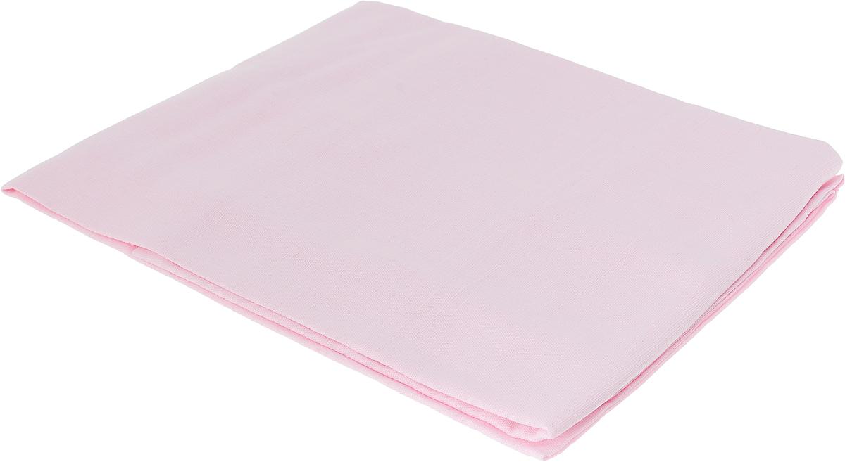 Наволочка Гаврилов-Ямский Лен, цвет: розовый, 70 х 70 см. 1000410004Наволочка Гаврилов-Ямский Лен выполнена изо льна с добавлением хлопка. Лен - поистине уникальный природный материал, экологичнее которого сложно придумать. Изделия изо льна отличаются долгим сроком службы, не линяют, выдерживают множество стирок и сохраняют безупречный внешний вид долгое время. Льняное постельное белье обладает уникальными потребительскими свойствами - оно даст вам ощущение прохлады в жаркую ночь и согреет в холода. История льна восходит к Древнему Египту: в те времена одежда изо льна считалась достойной фараонов. На Руси лен возделывали с незапамятных времен - изделия из льняной ткани считались показателем достатка, а льняная одежда служила символом невинности и нравственной чистоты.