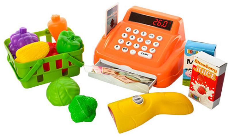 Shantou Gepai Игровой набор Касса с набором продуктов shantou gepai игрушка пластм печь микроволновая с набором продуктов shantou gepai