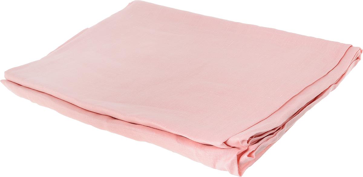 Пододеяльник Гаврилов-Ямский Лен, цвет: розовый, 143 х 215 см. 5со24445со2444Пододеяльник Гаврилов-Ямский Лен выполнен из 100% льна. Лен - поистине уникальный природный материал, экологичнее которого сложно придумать. Изделия изо льна отличаются долгим сроком службы, не линяют, выдерживают множество стирок и сохраняют безупречный внешний вид долгое время. Льняное постельное белье обладает уникальными потребительскими свойствами - оно даст вам ощущение прохлады в жаркую ночь и согреет в холода. История льна восходит к Древнему Египту: в те времена одежда изо льна считалась достойной фараонов. На Руси лен возделывали с незапамятных времен - изделия из льняной ткани считались показателем достатка, а льняная одежда служила символом невинности и нравственной чистоты.