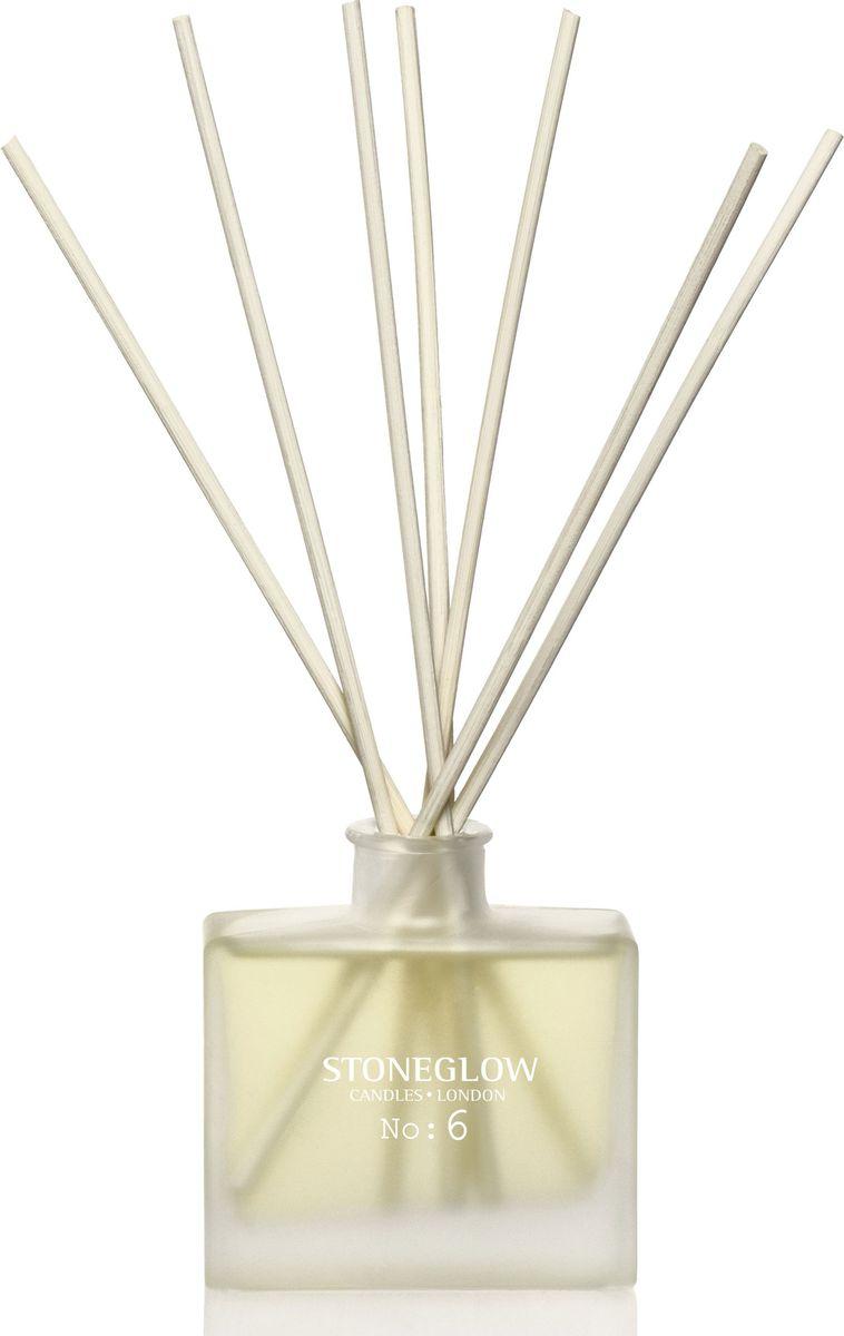 Диффузор ароматический Stoneglow Герань и шалфей, 120 мл парфюм для дома stoneglow тросниковый диффузор мандарин и специи