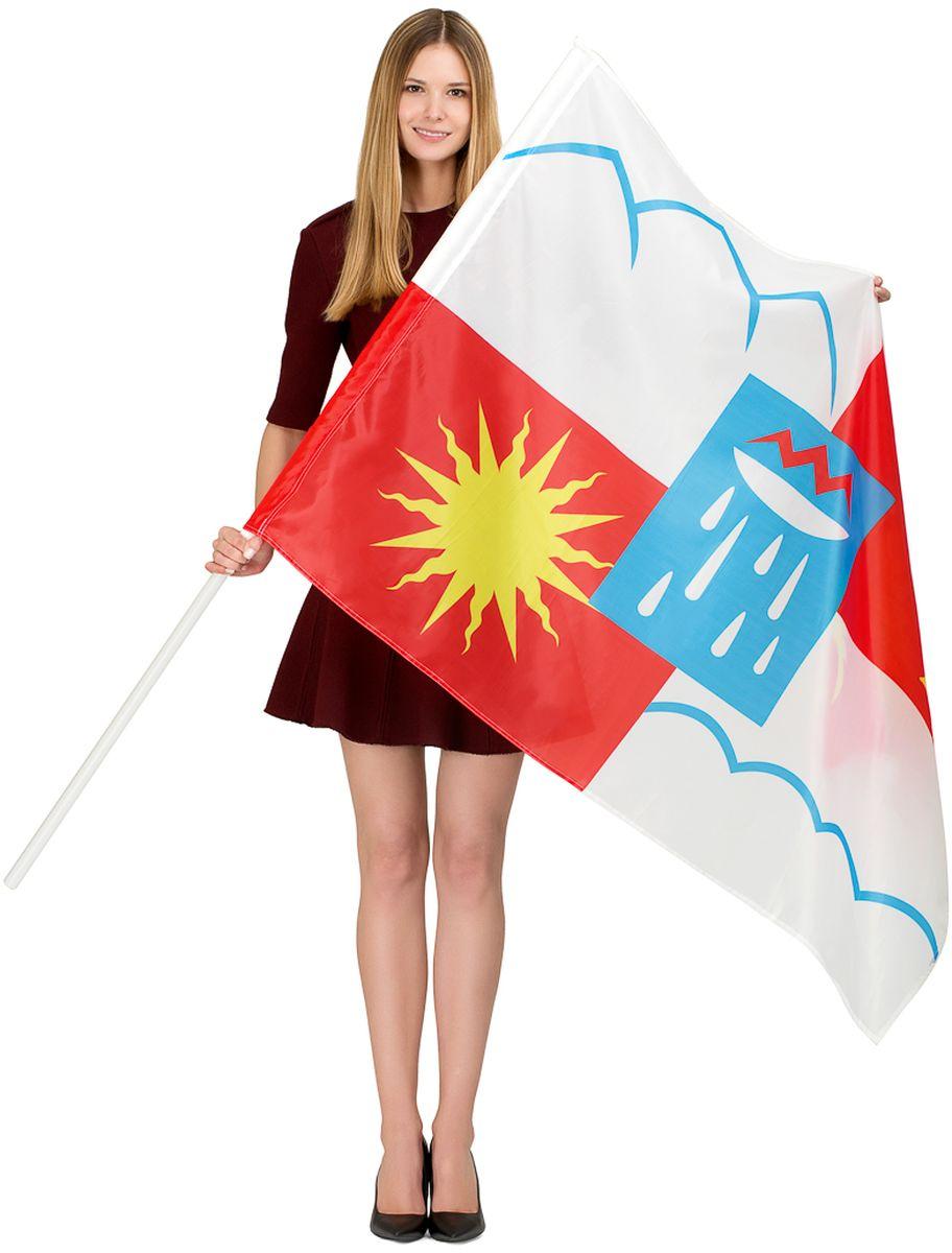 Флаг Ratel  Сочи , двухсторонний, 90 х 135 см - Национальная Атрибутика