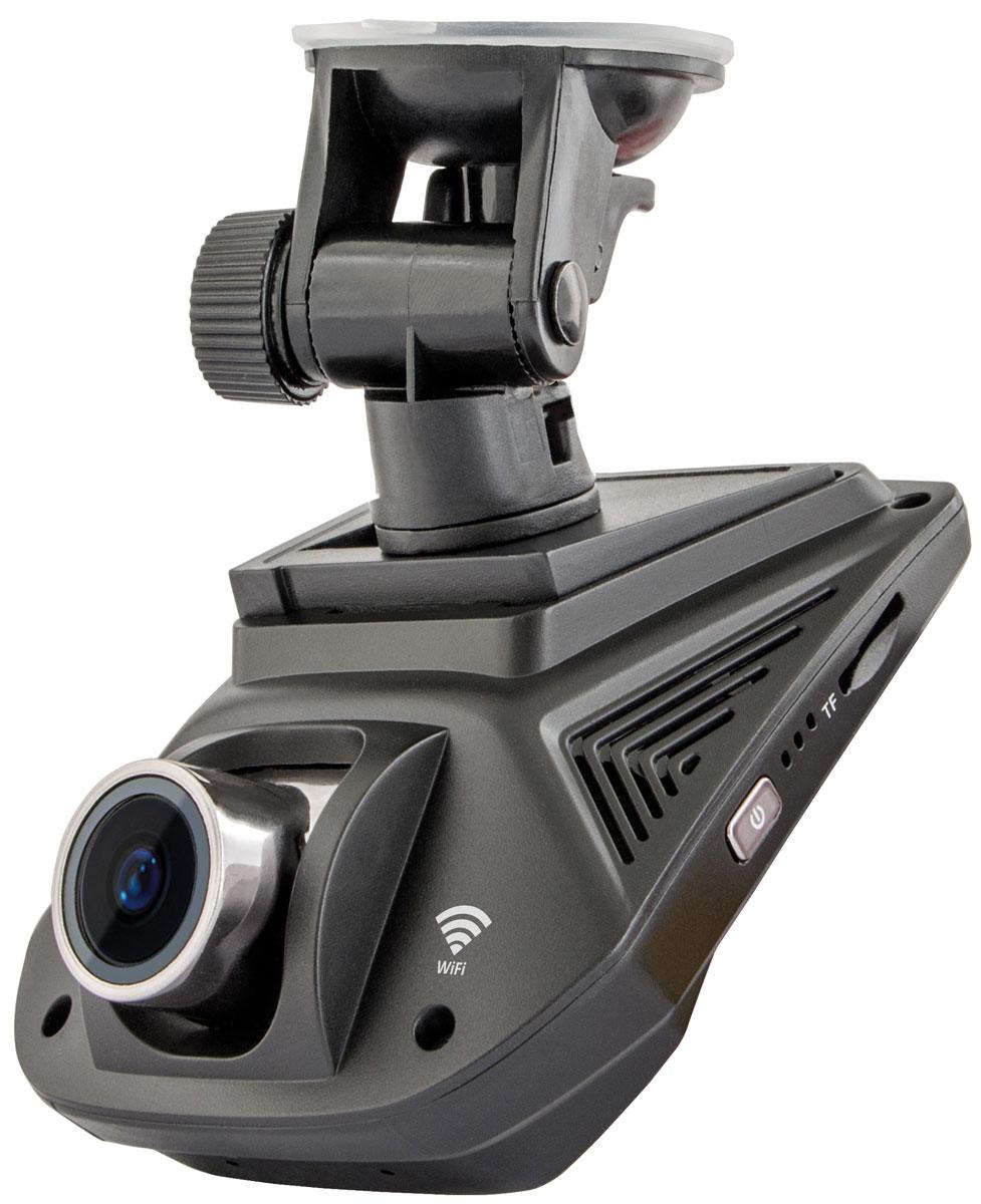 Rekam F400, Black видеорегистратор автомобильный2603000010Видеорегистратор с возможностью подключения его по Wi-Fi к смартфонам на ОС Android и iOS для управления камерой или для ее настроек.Угол обзора 170°Размер экрана 2.45 дюймРежим циклической записиКарта памяти micro SDHC до 32Gb (не ниже 6 класса)ДинамикМикрофонДатчик движенияG-сенсор 3-осевой датчик ускоренияАккумулятор 300mAhРазмер упаковки 0.146 ? 0.135 ? 0.08 мВстроенная память 1Gb DDRIIIСенсор Sony 1/2.9 Exmor CMOSМакс. разрешение видео 1920x1080 30 к/сКодек Н.264@1080Р 30 к/с Н.264@720Р 30 к/сФормат видео Н.264 MOVФормат фото JPEGСвязь Wi-Fi 802.11 b/g/n