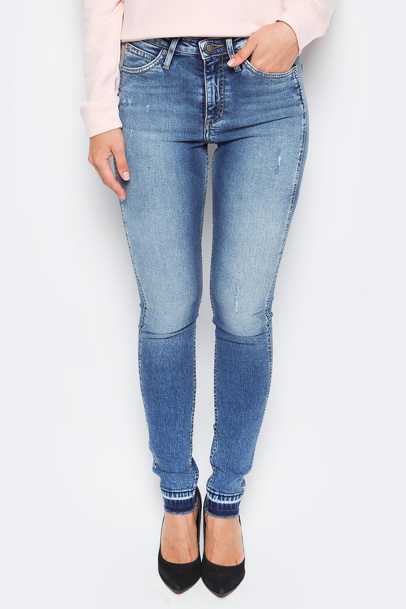 Джинсы женские Calvin Klein Jeans, цвет: синий. J20J205788_9113. Размер 25 (36/38) женские джинсы women jeans dk ] 2015 0165