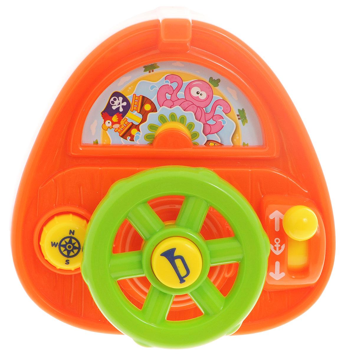Keenway Игрушка для ванной Отважный капитан keenway игрушка для ванной лодочка цвет желтый фиолетовый
