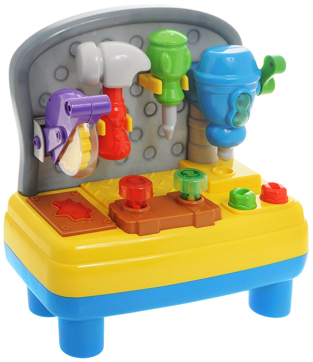 Keenway Игрушечный набор Мастерская для малышей keenway 15 элементов