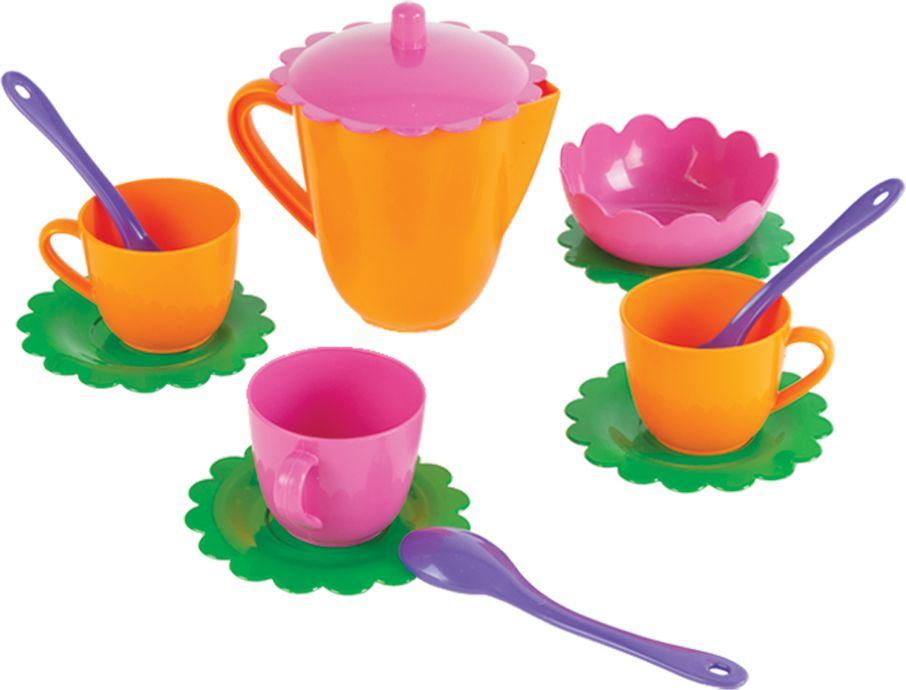 Mary Poppins Игровой набор посуды Чайный набор Цветок 13 предметов