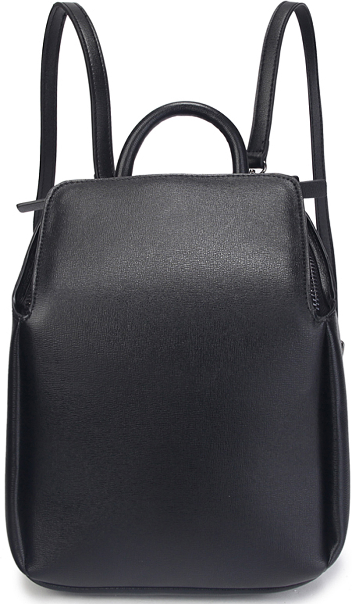 Рюкзак женский OrsOro, цвет: черный. D-431/1