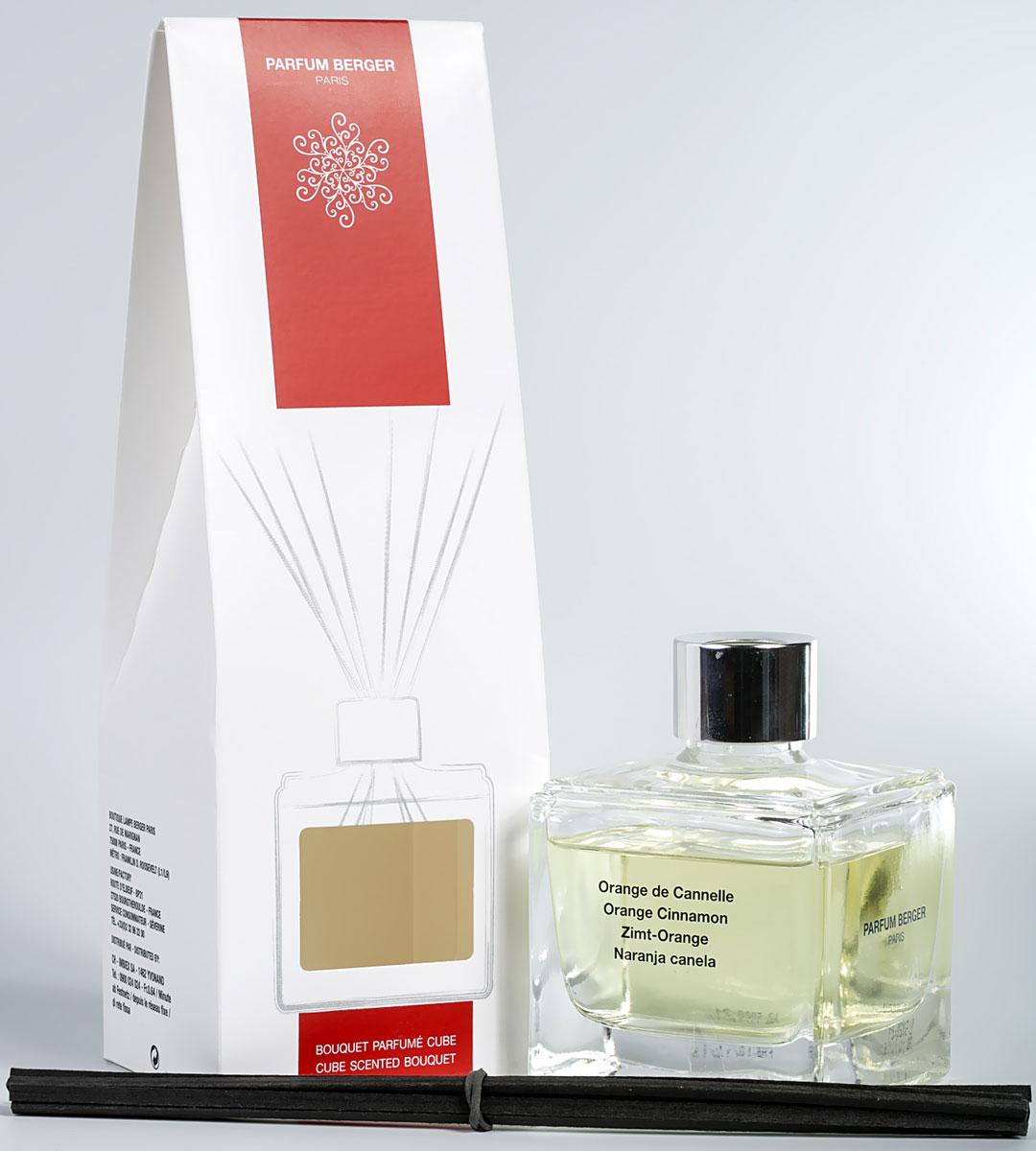 Диффузор ароматический Parfum Berger Апельсин с корицей, с палочками, 125 мл куплю скутер 125 см куб б у