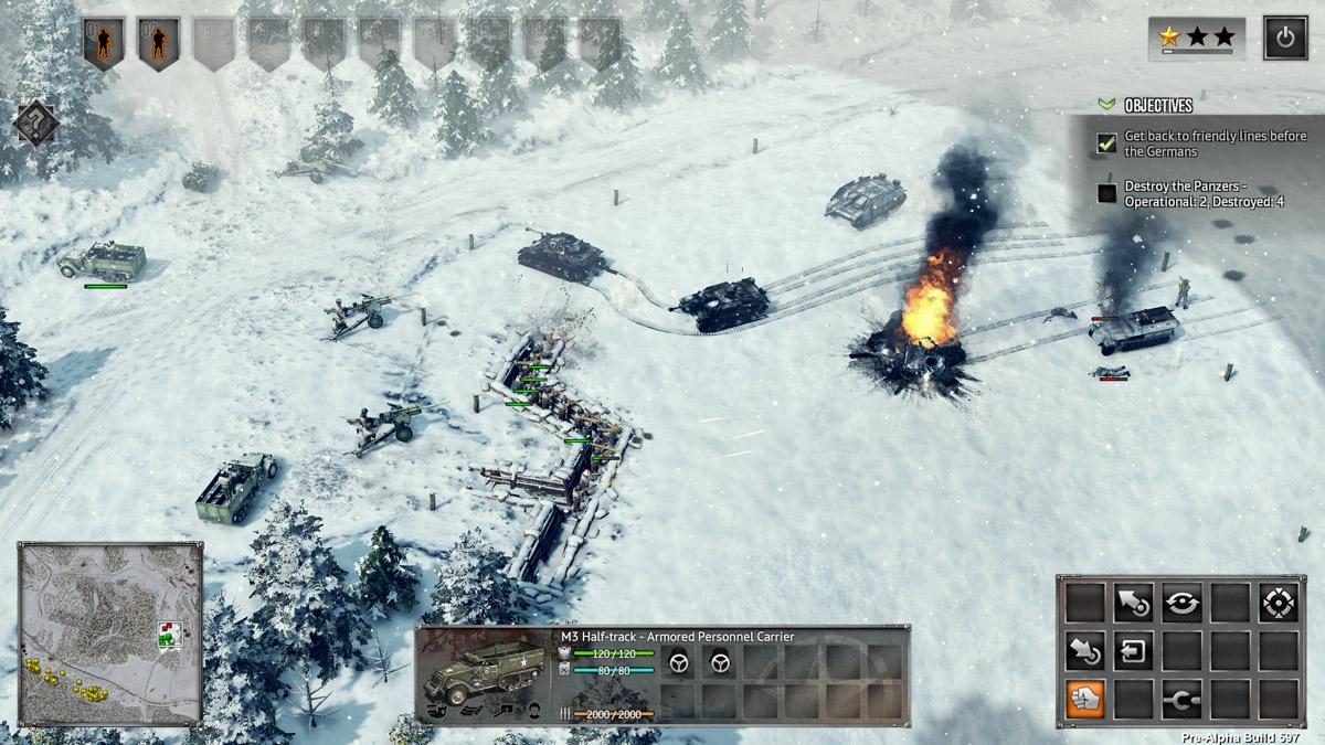 Sudden Strike 4 Kite Games