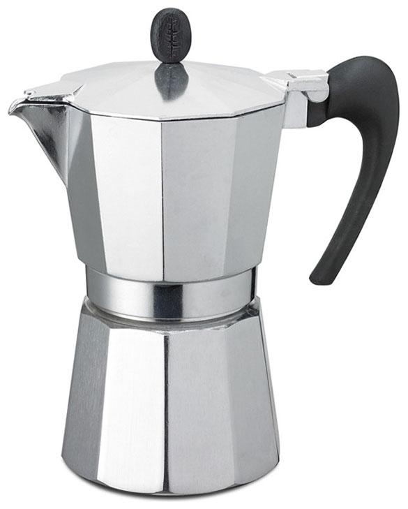 Кофеварка гейзерная G.A.T. Aroma Vip, 600 мл, цвет: хром103412Для приготовления кофе на электрических, газовых и стеклокерамических плитах, кроме индукционных Эргономичная термостойкая ручка Специальное внутреннее покрытие обеспечивает легкость очисткиНельзя мыть в посудомоечной машине