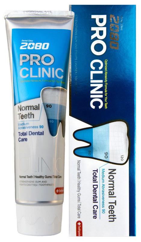 DC 2080 Зубная паста Профессиональная защита, 125 г159800834Зубная паста DC 2080 Профессиональная защита - комплексный уход за полостью рта. Зубная паста с средней степенью абразивности RDA-90 обеспечивает комплексный уход за полостью рта. Изготовлена на основе современного высококачественного абразива диоксида кремния (силики) бережно очищает, не стирая и не повреждая эмаль зубов. Комплекс аминокислот и витаминов ухаживает за деснами, помогает поддерживать здоровье зубов. Подходит для ежедневного применения. Характеристики:Вес: 125 г. Артикул: 898338. Производитель: Корея. Товар сертифицирован. УВАЖАЕМЫЕ КЛИЕНТЫ! Обращаем ваше внимание на возможные изменения в дизайне упаковки. Поставка осуществляется в одном из двух приведенных вариантов упаковок в зависимости от наличия на складе. Комплектация осталась без изменений.