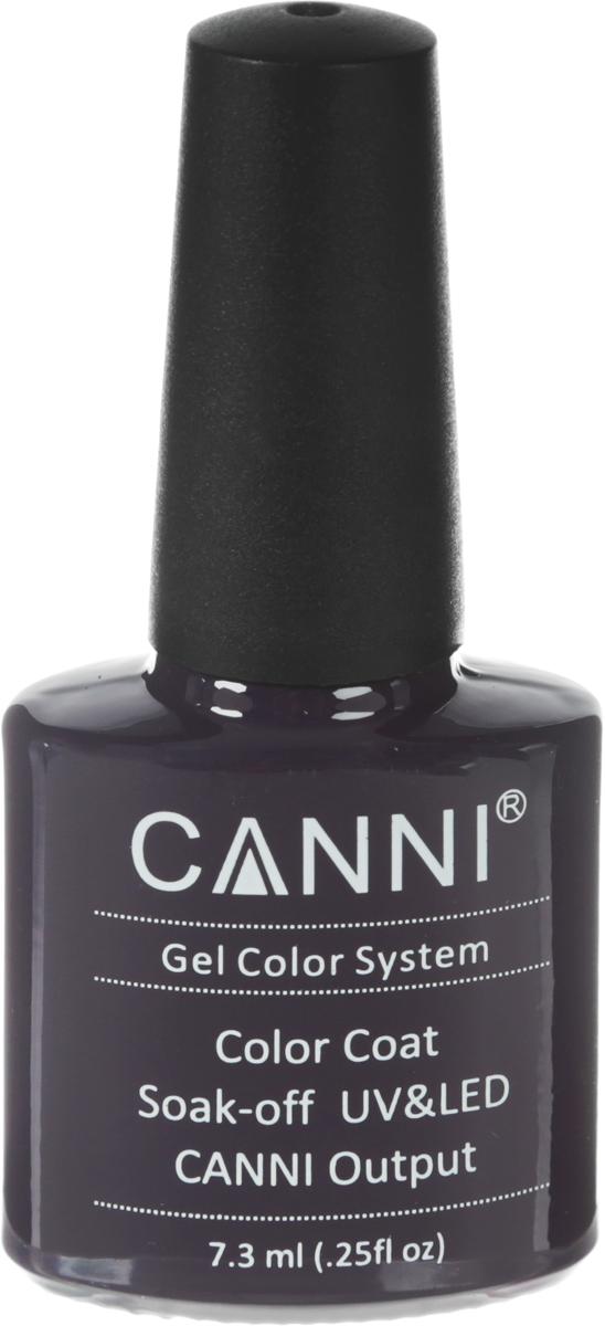 Canni Гель-лак для ногтей Colors, тон №225, 7,3 мл11794Гель-лак Canni – это покрытие для ногтей нового поколения, которое поставит крест на всех известных Вам ранее проблемах и трудностях использования Гель-лаков. Это самые качественные и самые доступные шеллаки на сегодняшний день. Canni Гель-лак может легко сравниться по качеству с продукцией CND, а в цене и вовсе выигрывает у американского бренда. Предельно простое нанесение, способность к самовыравниванию, отличная пигментация, безопасное снятие, безвредность для здоровья ногтей и огромная палитра оттенков – это далеко не все достоинства Гель-лаков Канни. Каждая женщина найдет для себя в них что-то свое, отчего уже никогда не сможет отказаться.Как ухаживать за ногтями: советы эксперта. Статья OZON Гид