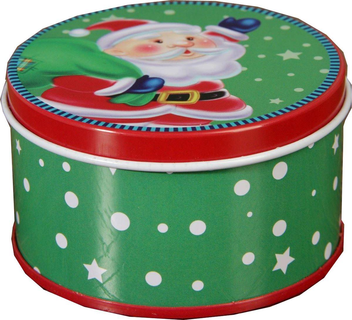 Шкатулка Sima-land Дедушка Мороз с мешком подарков, цвет: зеленый, 4,5 х 8 х 8 см75150Шкатулка — это небольшой сувенир, а также оригинальная упаковка подарка. Она дополнит интерьер спальни, гостиной или прихожей. Изделие выполнено из металла и предназначено для хранения украшений: колец, браслетов, часов, цепочек, колье, сережек и прочих предметов.