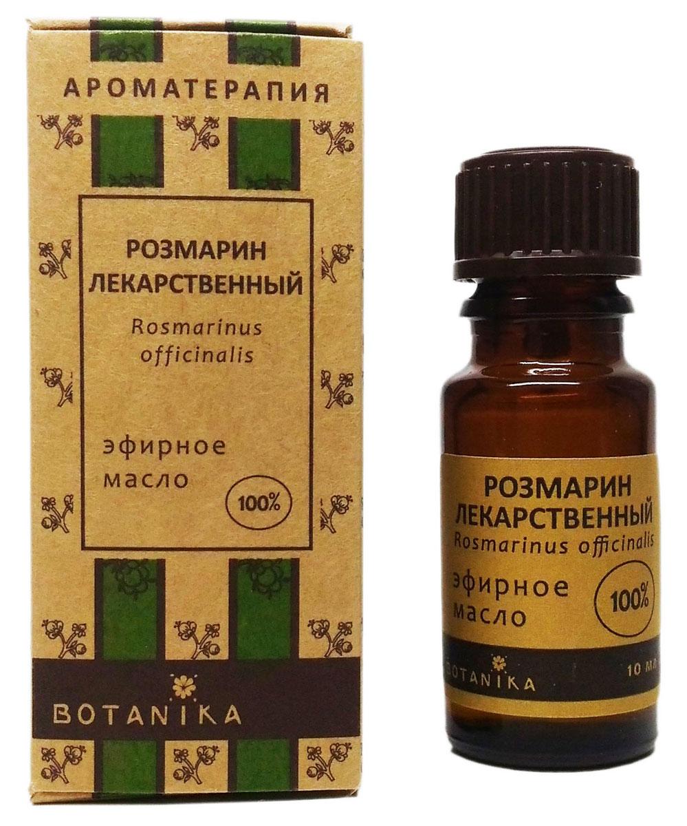 Botanika эфирное масло Розмарин лекарственный, 10 мл00007605Травяная серия. Запах эфирного масла розмарина сильный, свежий, травяной, чистый с прохладными мятными и эвкалиптовыми нотами. Также ощутимы камфорные, древесные, хвойные и бальзамические аспекты. Розмарин входил в состав древнейших парфюмерных композиций (в том числе воды венгерской королевы и одеколонов), часто используется в ароматах пряно-ароматического направления.Уважаемые клиенты! Обращаем ваше внимание на то, что упаковка может иметь несколько видов дизайна. Поставка осуществляется в зависимости от наличия на складе.Краткий гид по парфюмерии: виды, ноты, ароматы, советы по выбору. Статья OZON Гид