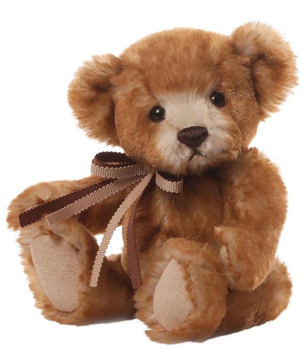 Gund Мягкая игрушка Arlo Bear 18 см gund мягкая игрушка arlo bear 18 см