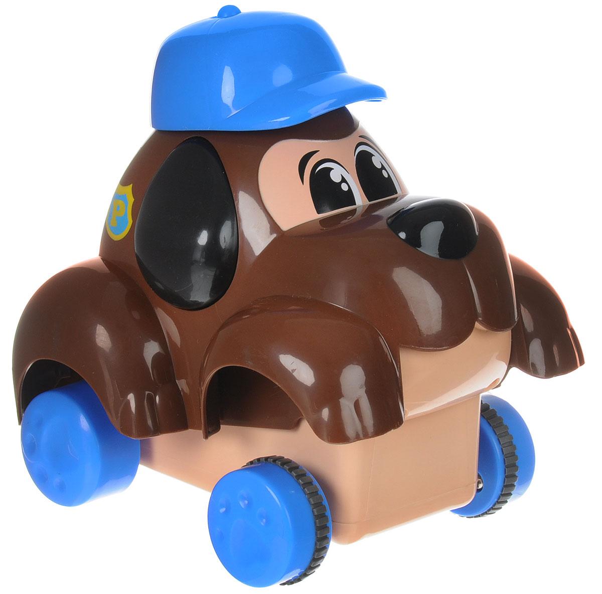 Keenway Развивающая игрушка Собачья служба Полицейский keenway развивающая игрушка собачья служба пожарный
