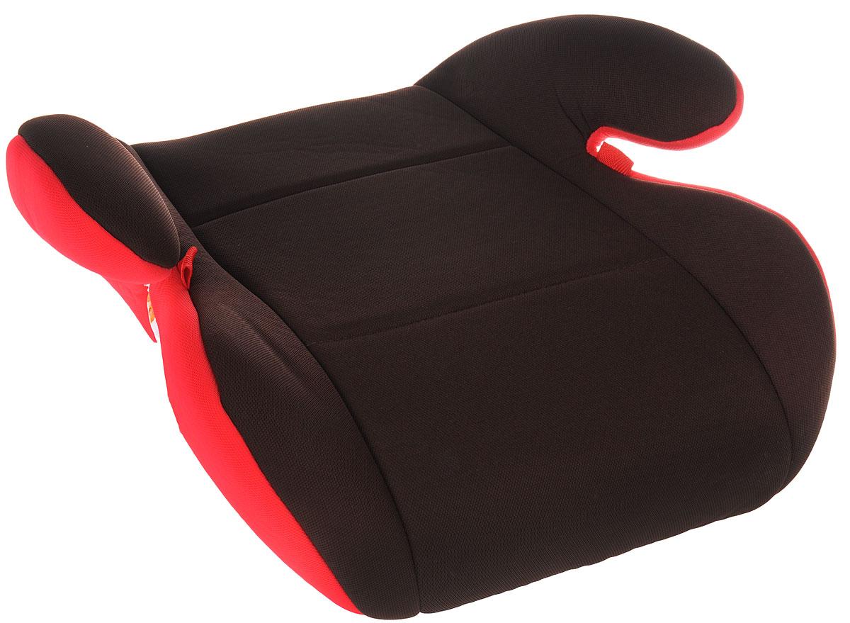 AIBAO Бустер от 15 до 36 кг цвет кофейныйYB804A CoffeeЧехол автокресла AIBAO изготовлен из 100% полиэстера, надевается сверху на каркас изделия. Его можно снять и постирать.Бустер предназначен для перевозки в автомобиле детей весом от 15 до 36 кг. Бустер обеспечивает правильную посадку ребенка в машине при использовании стандартного ремня безопасности. Бустер должен быть установлен только лицом по ходу движения с использованием трехточечного автомобильного ремня безопасности.В конце поездки автокресло можно с легкостью и быстро убрать в багажник машины.