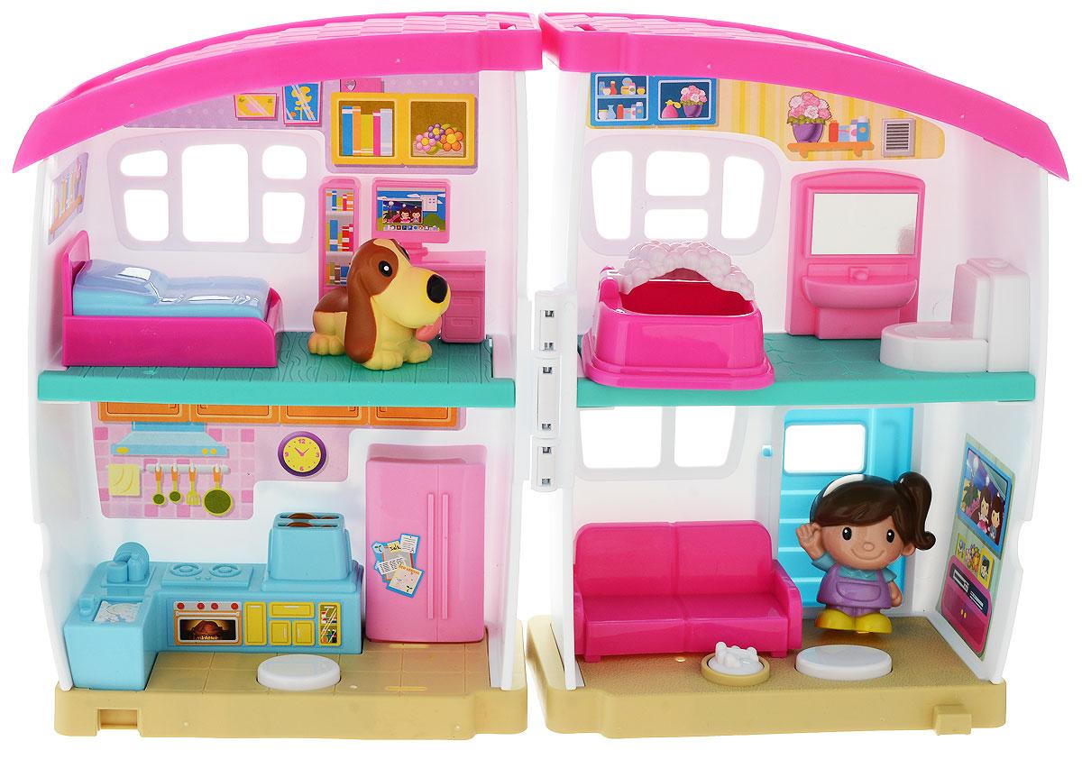 Keenway Игровой набор Дом моей мечты keenway игровой набор кукольный дом keenway