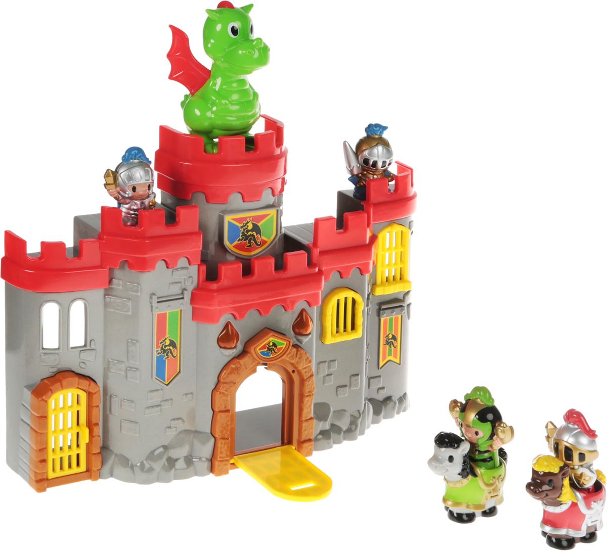 Keenway Игровой набор Рыцарская крепость игровые наборы keenway игровой набор пожарный