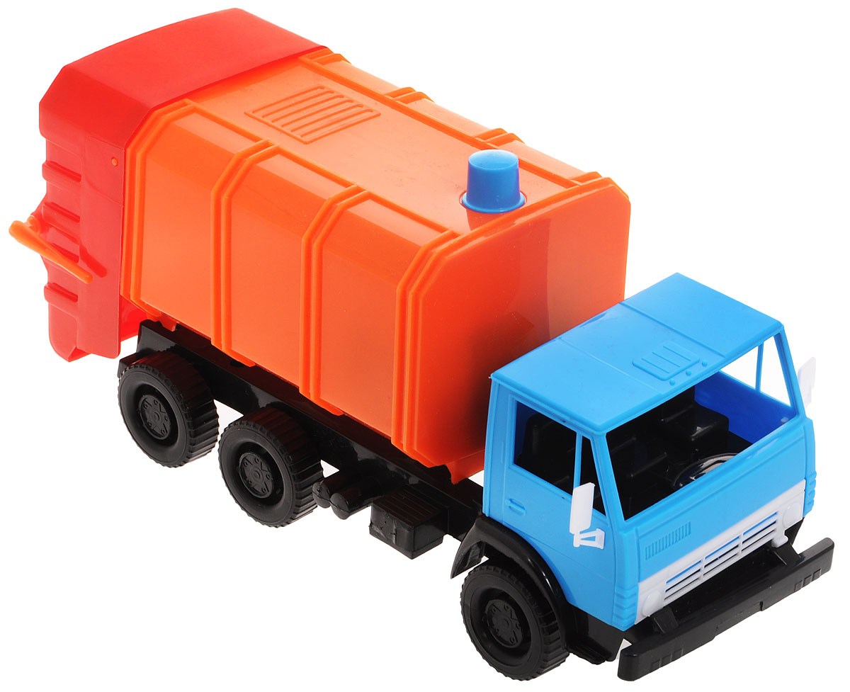 Орион Мусоровоз цвет кабины синий мусоровоз orion камакс мусоровоз 765 разноцветный в ассортименте