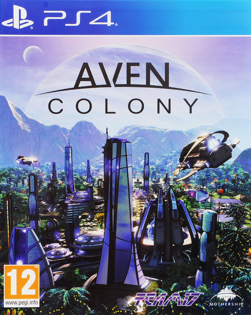 izmeritelplus.ru Aven Colony (PS4)