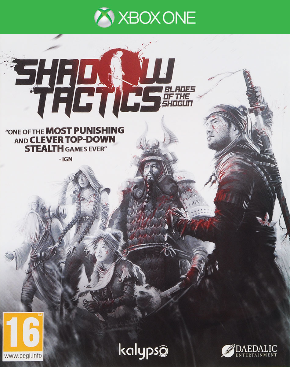 все цены на  Shadow Tactics: Blades of the Shogun (Xbox One)  онлайн