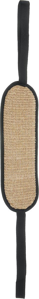 Мочалка Eva длинная, с ручками, цвет: черный, белый, коричневый, 35 х 10,5 смМС-52_черный, белый, коричневыйДлинная мочалка Eva станет незаменимым аксессуаром ванной комнаты. Мочалка изготовлена из крапивы, волокна которой одновременно прочные и тонкие. Хорошо пенится.Мочалка Eva оказывает эффект массажа - тонизирует и очищает кожу. Идеально для профилактики и борьбы с целлюлитом. Подходит для всех типов кожи. Не вызывает аллергии.Размер мочалки (без ручек): 35 см х 10,5 см.Общая длина мочалки: 80 см.Уровень жесткости: средний.