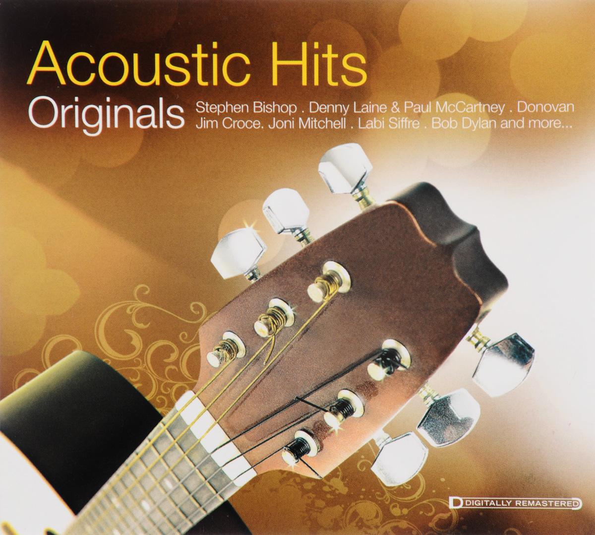 Стефан Бишоп,Денни Лейн,Джим Крос,Лаби Сайффр,Great White,Джони Митчелл,Magna Carta,Линн Андерсон,The Lovin' Spoonful,Боб Дилан Acoustic Hits. Originals magna carta