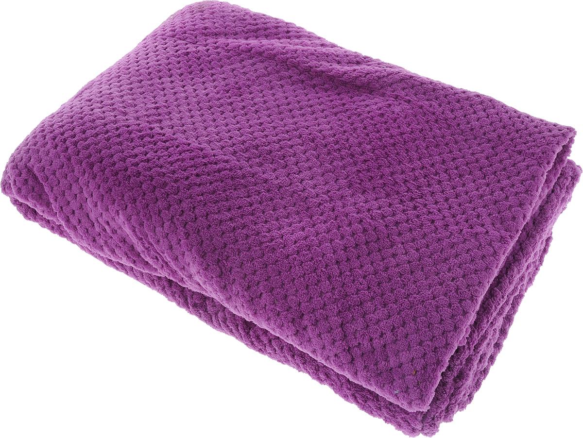 Покрывало Guten Morgen Мимоза, цвет: фиолетовый, 200 х 200 смПКМим-200-200_фиолетовыйПокрывало Guten Morgen Мимоза, выполненное из корал-флиса (100% полиэстера), гармонично впишется в интерьер вашего дома и создаст атмосферу уюта и комфорта. Благодаря мягкой и приятной текстуре, глубокому и насыщенному цвету, покрывало станет модной, практичной и уютной деталью вашего интерьера.Такое покрывало согреет в прохладную погоду и будет превосходно дополнять интерьер вашей спальни. Высочайшее качество материала гарантирует безопасность не только взрослых, но и самых маленьких членов семьи.Покрывало может подчеркнуть любой стиль интерьера, задать ему нужный тон - от игривого до ностальгического. Покрывало - это такой подарок, который будет всегда актуален, особенно для ваших родных и близких, ведь вы дарите им частичку своего тепла!