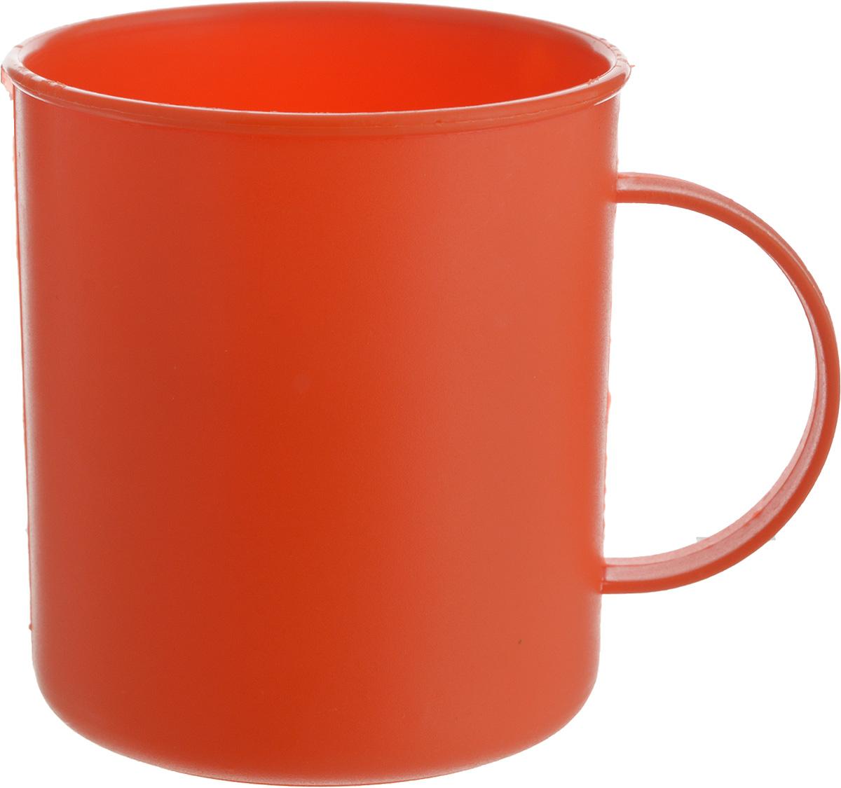 Кружка Gotoff, цвет: оранжевый, 300 млWTC-121_оранжевыйКружка Gotoff выполнена из прочного пищевого полипропилена. Изделие отлично подойдет как для холодных, так и для горячих напитков. Его удобно использовать дома или на даче, брать с собой на пикники и в поездки. Отличный вариант для детских праздников. Такая кружка не разобьется и будет служить вам долгое время. Диаметр кружки (по верхнему краю): 7,5 см.Высота кружки: 8,5 см.