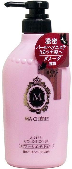 Shiseido Ma Cherie Кондиционер для волос для придания объема с цветочно-фруктовым ароматом, 450 мл447596Мягкий состав кондиционера хорошо увлажняет волосы, не перегружая их. Подходит для ежедневного применения, не сушит концы, делает волосы струящимися, придаёт видимый блеск и объём. Бережно ухаживает за вашими волосами, обогащает их полезными компонентами. Формула кондиционера MA CHERIE восстанавливает структуру волос, делает их легкими и шелковистыми. В результате применения кондиционера у Вас упругие и эластичные волосы, с большей пышностью и объёмом.