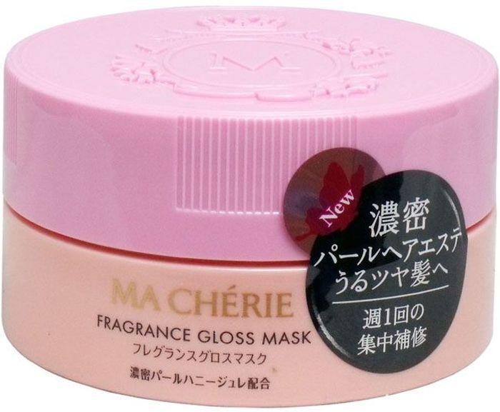 Shiseido Ma Cherie Увлажняющая маска для придания блеска волосам с цветочно-фруктовым ароматом, 180 г448333Увлажняющая маска для роскошных волос! Насыщает ваши волосы влагой, защищая их от повреждений и усиливает здоровый блеск. Благодаря гиалуроновой кислоте и маслу шиповника питательные вещества проникают вглубь волоса, восстанавливая структуру и увлажняя. После использования маски волосы приобретают шелковистость и становятся послушными, гладкими и блестящими.