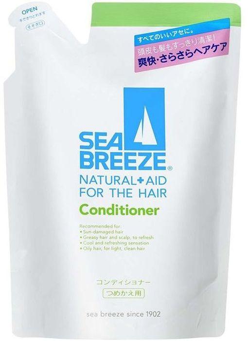 Shiseido Sea Breeze Кондиционер для жирной кожи головы и всех типов волос, 400 мл895212Кондиционер эффективно улучшает состояние волос и кожи головы, особенно рекомендуется для повреждённых волос. Мягко, и в то же время эффективно, очищает и освежает волосы. Освежающий компонент серии SEA BREEZE – ментол освежает кожу головы, компоненты растительного происхождения бережно ухаживают, мгновенно реагируя на повреждённые участки. В результате кожа и волосы становятся здоровыми, волосы лёгкими и хорошо расчёсывающимися. Обладает свежим, бодрящим ароматом морского бриза.