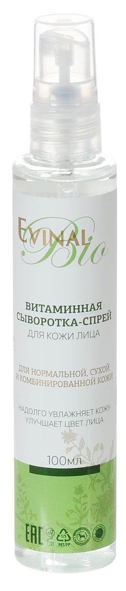 Evinal Сыворотка-спрей для кожи лица, витаминная, 100 мл