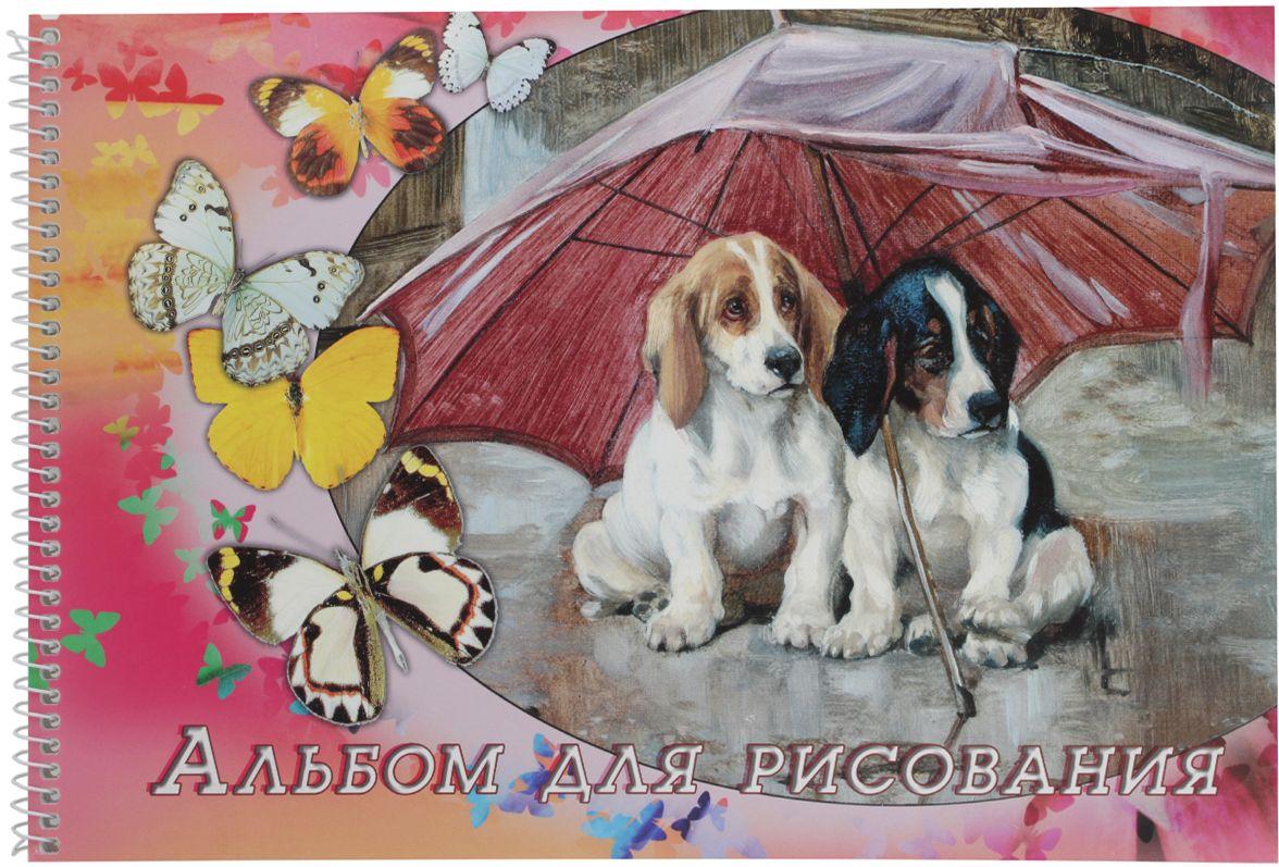 Ульяновский Дом печати Альбом для рисования 40 листовА-092