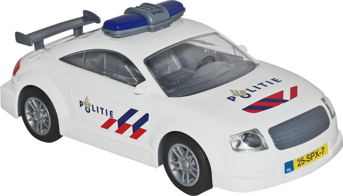 Полесье Автомобиль инерционный Politie арест продать автомобиль задним числ