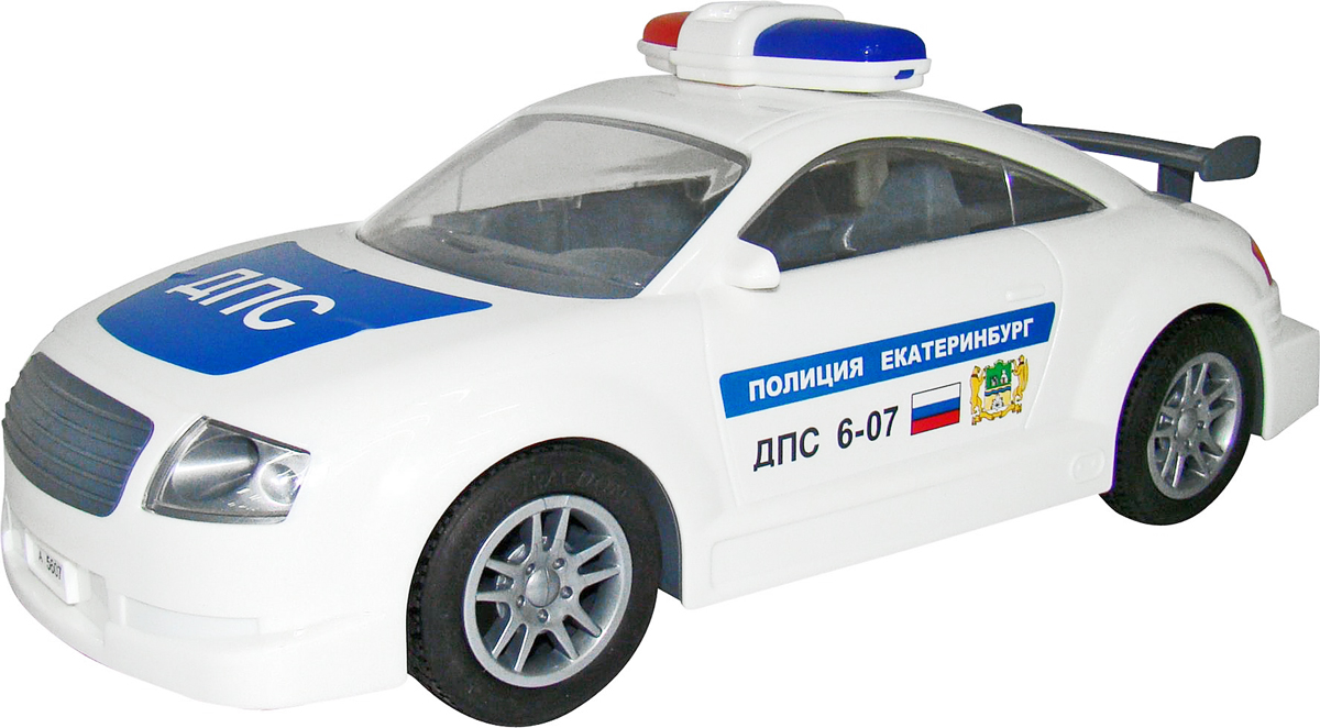 Полесье Автомобиль инерционный ДПС Екатеринбург купить трико борцовское екатеринбург