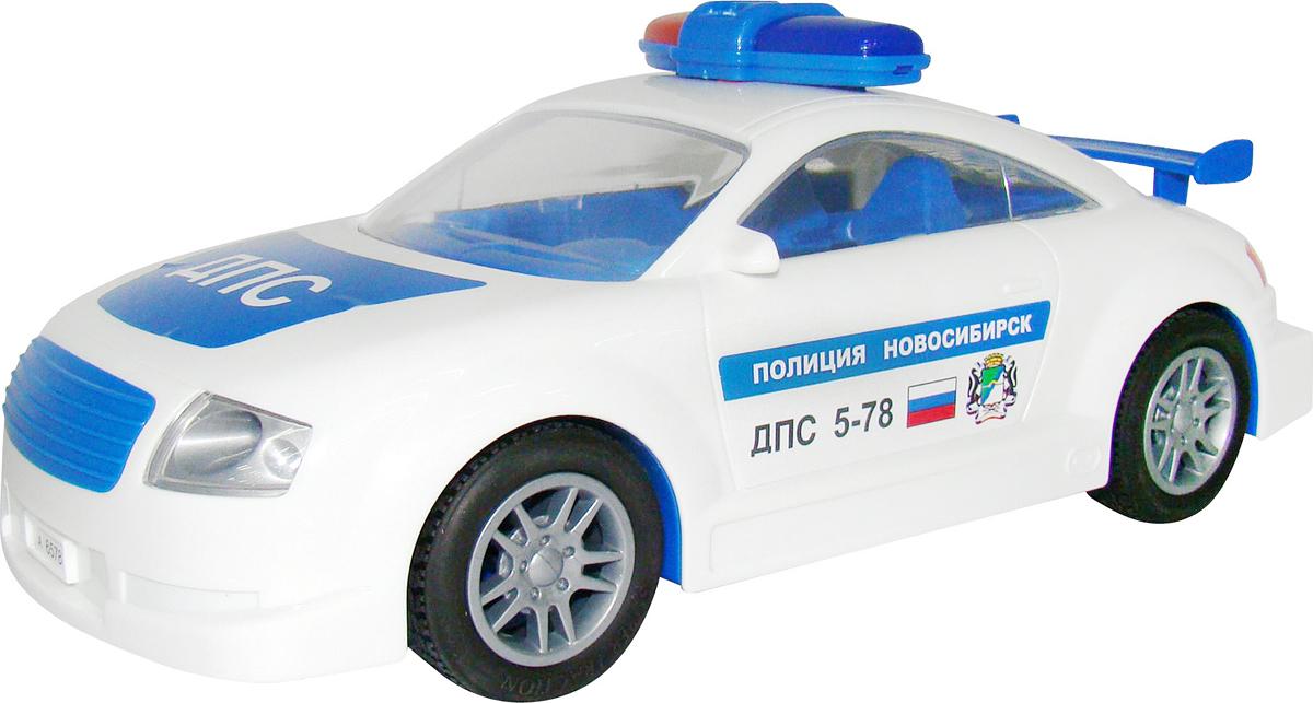 Полесье Автомобиль инерционный ДПС Новосибирск легковой автомобиль полесье жук 0780