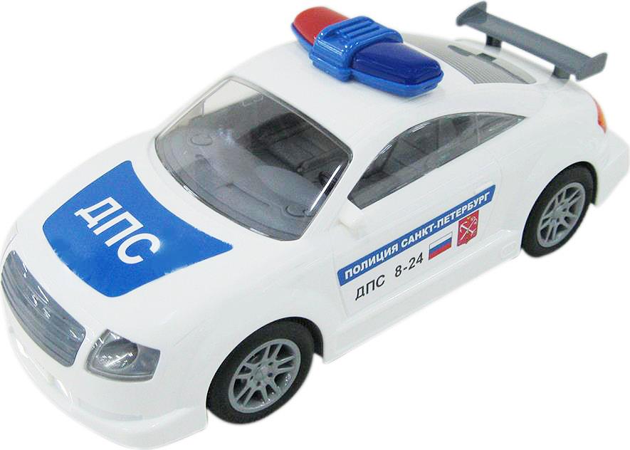 Полесье Автомобиль инерционный ДПС Санкт-Петербург купить борское лобовое стекло для рено логан в санкт петербурге