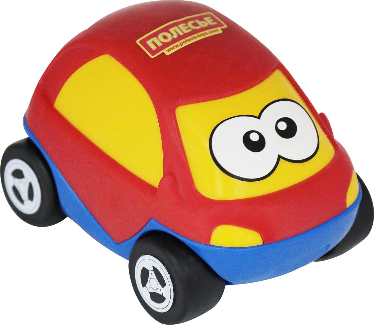 Полесье Автомобиль Жук автомобиль полесье жук цвет в ассортименте в ассортименте 780